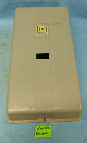SQUARE D, ELECTRICAL ENCLOSURE, CLASS 8502, TYPE S
