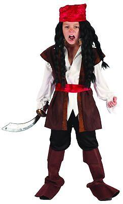 Piraten-Kinderkostüm für Jungen bunt Cod.221881