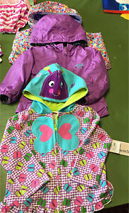 Girls 12-24mth jackets and sweaters