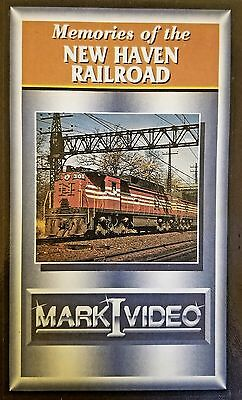 Mark I Video   Memories Of The New Haven Railroad   Dvd