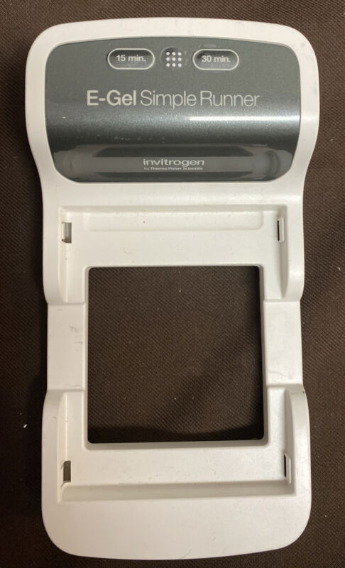 Invitrogen Thermo Fisher Scientific E-Gel Simple Runner G8000 USED Working