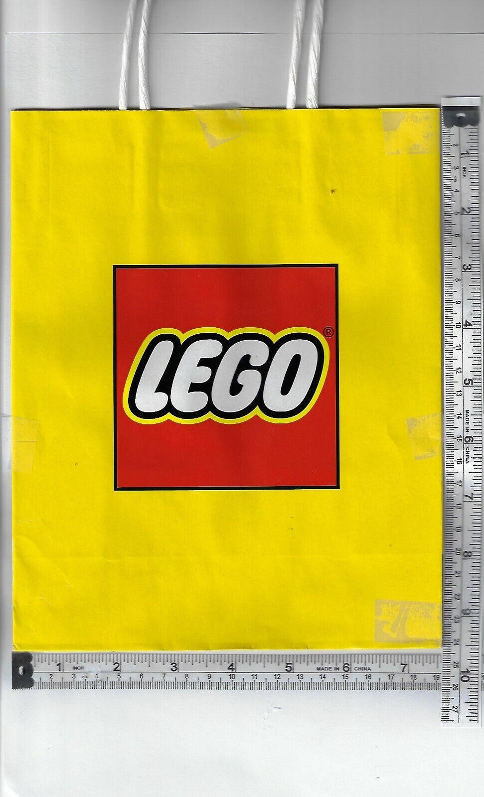 LEGO BRICK Favor Bags Party Supplies Treat Loot Gift Birthda