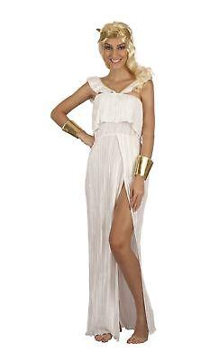 Göttin Plissiert Material, Damen, Römische / Toga / Griechische, Kostüm