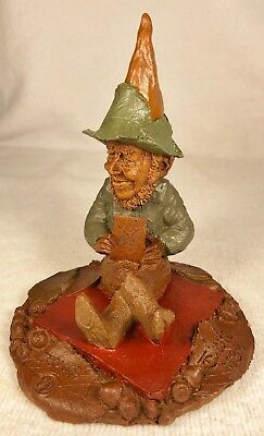 - JACK OF DIAMONDS-R 1984~Tom Clark Gnome~Cairn Studio Item #1038~Ed #99~w/Story
