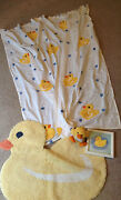 Duck Cloth Shower Curtain