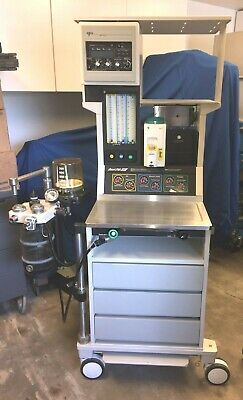 Ohmeda Excel 210se Anesthesia Machine With Sevoflurane Vaporizer