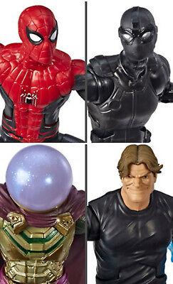 "Marvel Legends Spider-Man Far From Home Molten Man 6"" Figures NO BAF/PACKAGING"