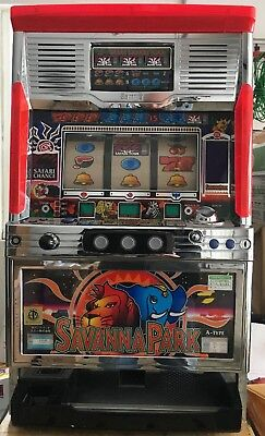 QUARTER / TOKEN PACHISLO SAVANNA PARK SLOT MACHINE / 297 PG MANUAL for sale  North Olmsted