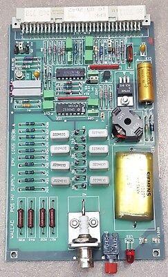 Wallac Pos.hv Epk Board 1055 2638 A.