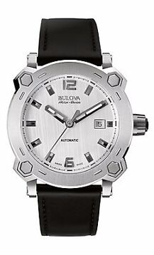 Bulova Accutron Men's 63B191 Accu Swiss Percheron Automatic Dress Watch