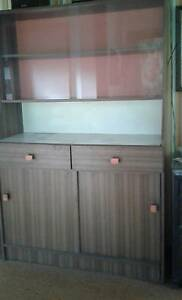 FREE Buffet & Hutch Cabinets x 2 (Set) North Strathfield Canada Bay Area Preview
