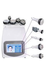 Appareil cavitation et radio fréquence visage et corps
