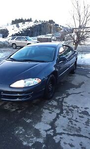 2002 chrysler intrepid. LOW KM'S