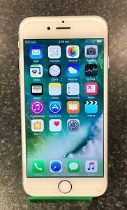 APPLE IPHONE 6 64GB UNLOCKED SILVER Lawnton Pine Rivers Area Preview