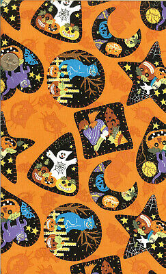 OOP! HALLOWEEN STARS/MOON/SQUARE/TRIANGLE - BTHY - 18