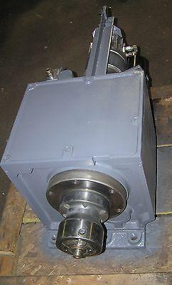 Okuma Lb15 Cnc Lathe Spindle Assembly Kitagawa Actuator F1546-m55 Collet Chuck
