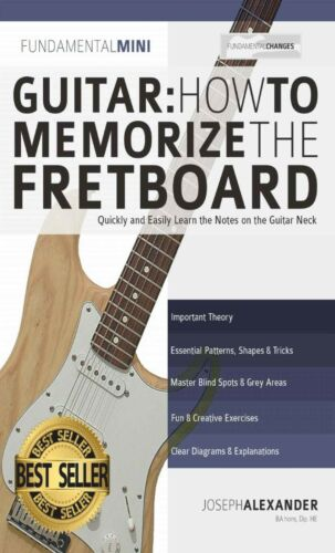 Guitar: How to Memorize the Fretboard + Audio