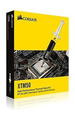 Corsair XTM50 High Performance Thermal Compound Paste Premium Zinc Oxide Based