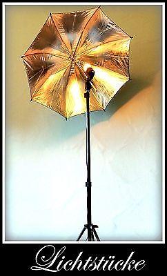 Stativ Steh Lampe - Tripod Studio Leuchte mit Leuchtmittel - Impressionen