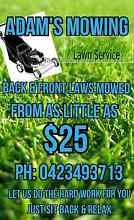 Cheap mowing edgeing 25 to 60 big and small jobs all areas in Ade Modbury Tea Tree Gully Area Preview