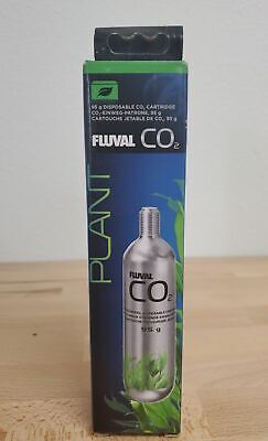 Fluval 95g Disposable CO2 Cartridge For Planted Aquarium Tanks 17558
