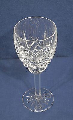 Waterford Crystal Glass Araglin Wine Goblet 7-1/8