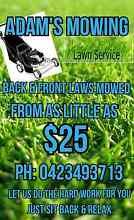 Hedge trim gardenin 30 t 120 mowing edgeing 25 to 70 maximum  big Adelaide CBD Adelaide City Preview