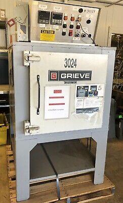 Grieve Aa-500 Industrial Oven
