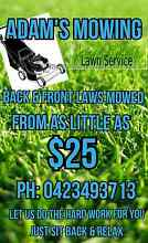 Cheap mowing edgeing 25 to 60 a can tow trailers if one needs to Prospect Prospect Area Preview