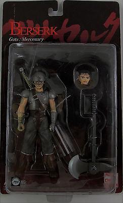 Berserk Guts Mercenary Action Figure