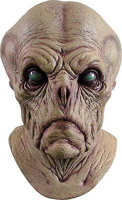 HALLOWEEN ADULT ALIEN PROBE AREA 51 ROSWELL MASK - Alien Probe Mask