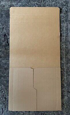 10 Vinyl Record Shipping Boxes - Custom Die Cut Lp Record Shipping Box