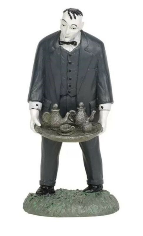 """DEPT 56 THE ADDAMS FAMILY """"LURCH, THE BUTLER"""" 6002950 * NEW * FREE SHIPPING"""