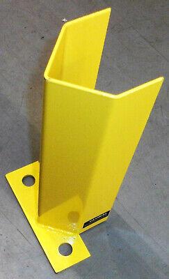Global Heavy Duty Steel Rack Wire Pallet Rack Post Protector 12 New