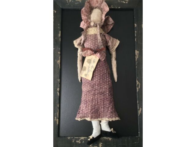 Primitive Folk Art Doll