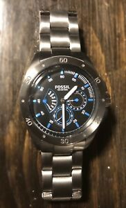 Montre Fossil Smoke Stainless Sport CH3035
