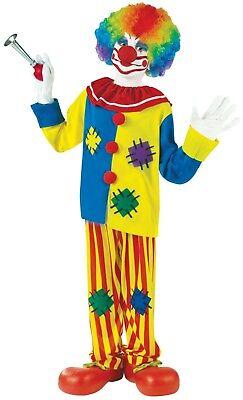 Child Big Top Clown Circus Costume](Kids Circus Costumes)