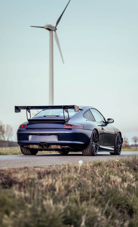 Pop & Bang,Crackle Porsche 996/997.1 Carrera,GT2,Turbo-schaltbar in Hille