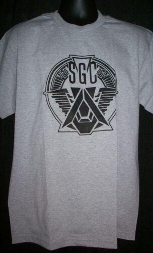 Stargate SG-C Mens Adult L Unisex T-Shirt - NOS- All sizes available!