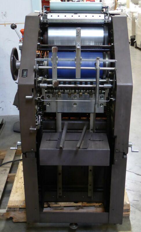 T164762 AB Dick 9810 9810XCS Offset Printing Press
