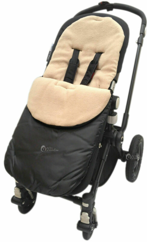 Footmuff / Cosy Toes Compatible with Bugaboo Bee Cameleon Donkey Buffalo Sand