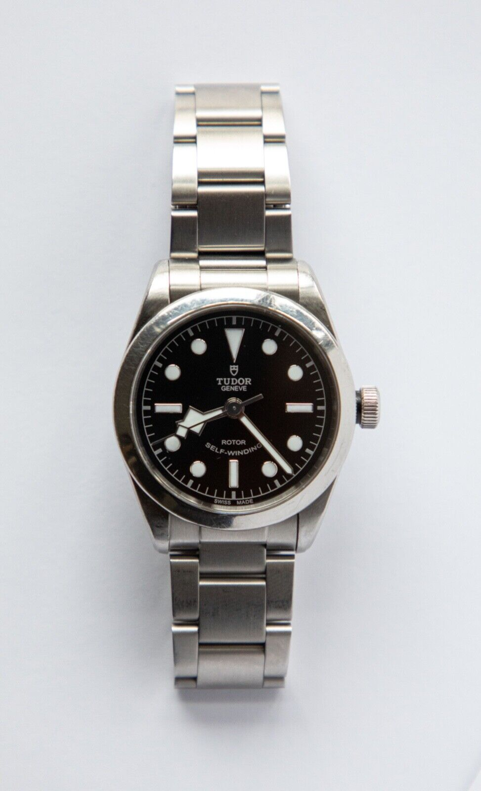 TUDOR Black Bay 36mm M79500-0001 stainless steel, 4 other bands, box, papers - watch picture 1