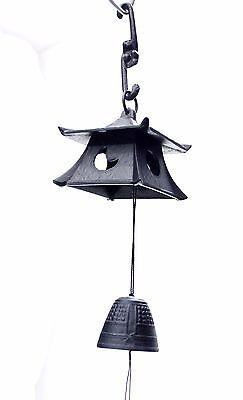 風鈴 Furin Metal - Bell to Wind - Grand Temple - Made in Japan