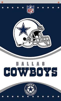 Dallas Cowboys football team Memorable flag 90x150cm 3x5ft best banner 100D M