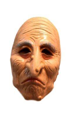 Halloween Old Baba Yaga Fairytale Evil Witch Cosplay Latex Mask - Fairytale Mask