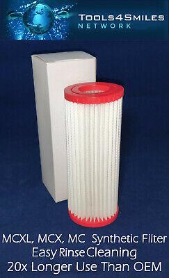 Cerec Mcxl Water Filter Synthetic - New Generation - Last 20x Longer