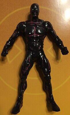 Marvel Legends CUSTOM KRONOS - spider man captain Silver Thanos Cull Sentry BAF