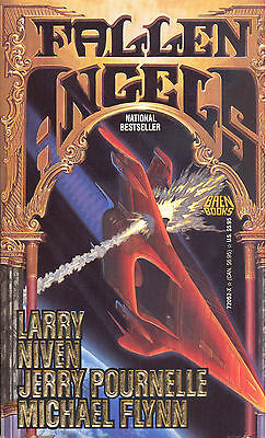 Fallen Angels By Larry Niven  Jerry Pournelle   Michael Flynn   First Edition