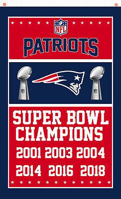 New England Patriots Champions Memorable flag 90x150cm 3x5ft best team