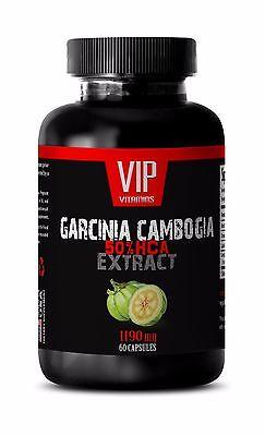 Sugar Control Diet - Fat loss diet - GARCINIA CAMBOGIA  - Blood sugar control - 1B